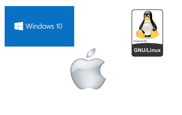 Multiplateformes : compatible Microsoft Windows, Apple Mac Os et Linux